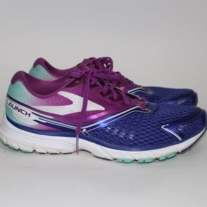 BROOKS Launch 2 Womens Running Shoes Size 12